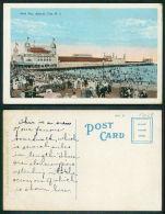 USA -  [OF #13128] - STEEL PIER -  ATLANTIC CITY NJ - - Atlantic City