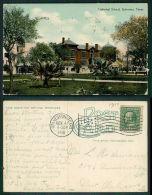 USA -  [OF #13159] - CATHEDRAL SCHOOL, GALVESTON TEXAS - Galveston