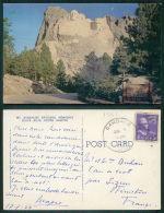 USA -  [OF #13163] - MT RUSHMORE NATIONAL MEMORIAL BLACK HILLS SOUTH DAKOTA - Mount Rushmore