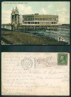 USA -  [OF #13164] - NEW SURF BATH HOUSE, GALVESTON  TEXAS - Galveston