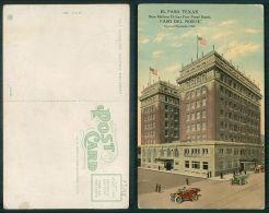 USA -  [OF #13178] - EL PASO - TEXAS - NEW MILLION DOLLAR FIRE PROFF HOTEL PASO DEL NORTE OPENED NOVEMBER 1912 - El Paso