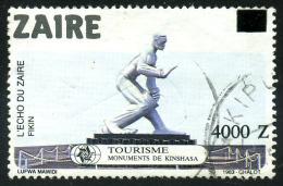 ZAIRE 1991 - Used