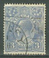 AUSTRALIA 1924: SG 79 / YT 39, o - FREE SHIPPING ABOVE 10 EURO