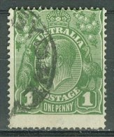 AUSTRALIA 1924: SG 76 / YT 36, o - FREE SHIPPING ABOVE 10 EURO