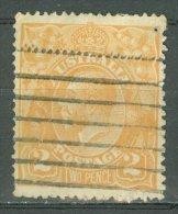 AUSTRALIA 1918-20: SG 62a / YT 25, o - FREE SHIPPING ABOVE 10 EURO
