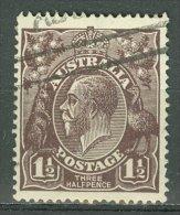 AUSTRALIA 1918-20: SG 58, o - FREE SHIPPING ABOVE 10 EURO