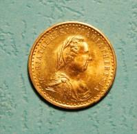 Token Maria Theresia 1760 - Royal / Of Nobility