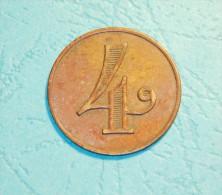 Very Old Token / Gettone/ Jeton 4 - 2,6 Cm. Diameter - Noodgeld