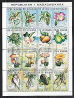 Madagaskar 1993**, Nutzpflanzen, Sukkulenten / Madagascar 1993, MNH,  Useful plants, succulents