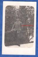 CPA Photo - POLZIN - Portrait Poilu Allemand - 1916 - Cachet - WW1 - Allemagne