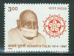 India // Inde // 1998 Timbres Neufs / Y & T 1416** - Inde