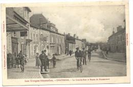 88  CHATENOIS     GRANDE  RUE  ET  ROUTE  DE  MANNECOURT - Chatenois