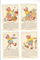 Béatrice Mallet , 9  Cartes   ( 5  Astra, 4  Comité Enfance ) - Mallet, B.
