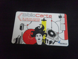BIBLIOCARTE - Francia