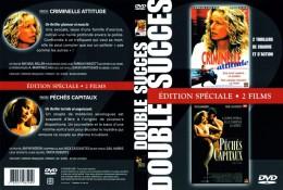 Criminelle Attitude + Péchés Capitaux Michael Miller + Jim Wyndrski - Policiers