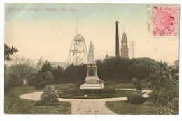 S3344  - Queen Victoria's Statue, Bendigo - Bendigo