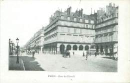 75 - PARIS - Rue De Rivoli - Transport Urbain En Surface