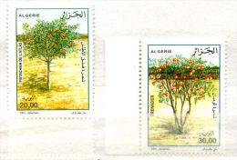 Algeria, 2006, landscapes, nature, MNH