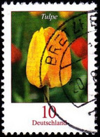 GERMANY - Scott #2308 Tulipa (*) / Used Stamp - Used Stamps