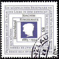 GERMANY - Scott #2499 Joachim Ringelnatz / Used Stamp - Used Stamps