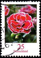 GERMANY - Scott #2405 Gartennelke / Used Stamp - Used Stamps