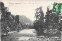 TARASCON -  09 - Confluent De L'Ariège Et De Vicdessos - ENCH33 - - France