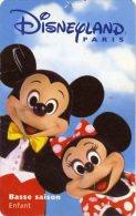 @+ Passeport Disneyland Paris - Mickey Et Minnie (Enfant) - France