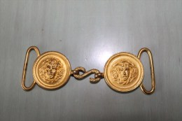 Pour Collectionneur -- Boucles  De Céremonie  --  Gendarmerie -- - Police & Gendarmerie