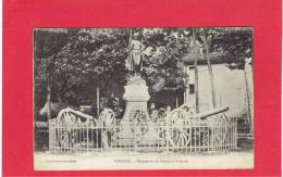 VEZELISE MONUMENT AUX MORTS GUERRE 1914 1918 CANON CARTE EN BON ETAT - Vezelise