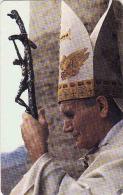 Slovaquie 1995, Chip, Slovak Telecom 3/95,Pope-Papa John Paul II, Tirage 50 000, Used - Slowakei