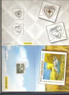 Calendrier Des Parutions   De  2004  Voir Les 2 Scans - Documentos Del Correo