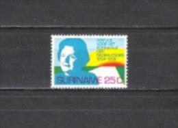 Suriname 1969 Geschichte Verwaltung Pers�nlichkeiten Royals K�nigin Juliana Niederlande Holland, Mi. 569 **