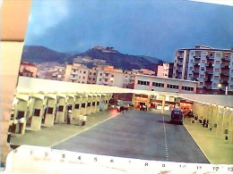 COSENZA - STAZIONE AUTOLINEE- NOTTURNA -    N1975  EX2721 - Cosenza