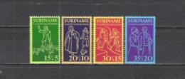 Suriname 1975 Religion Christentum Ostern Easter Hirten Petrus Apostel Grab Thomas Leidensgeschichte Jesus, Mi. 689-2 **