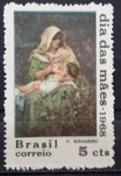 Brasil, 1968, Mi: 1172 (MNH) - Nuevos