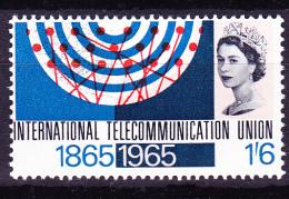 Großbritannien Great Britain Grande-Bretagne - UIT (MiNr: 407x) 1965 - Postf MNH - Unused Stamps
