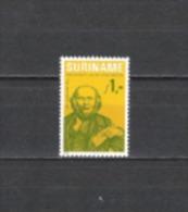 Suriname 1979 Persönlichkeiten Postgeschichte Briefmarken Philatelie Todestag Rowland Hill, Mi. 882 ** - Suriname