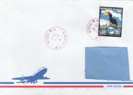 Z3] Enveloppe Cover Niger Oiseau Bird Calao Rhinoceros Hornbill Buceros Rhinoceros Tropical - Zonder Classificatie