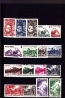MARTINIQUE : Y&T :226* à 242* - Martinique (1886-1947)