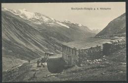Österreich -   Postkarte  -    Hochjoch-Hospiz G.d. Wildspitze - Österreich