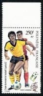 POLYNESIE 1982 - Yv. PA 168 ** TB Bdf  Faciale= 2,10 EUR - Coupe Du Monde De Football ESPANA'82 ..Réf.POL22266 - Poste Aérienne
