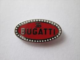 Bugatti Pin Ansteckknopf Rot Emailliert - Pin's