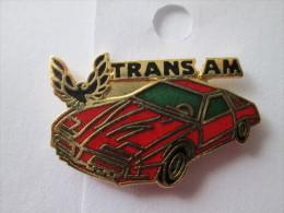 Pontiac Trans Am Pin Ansteckknopf Rot - Pin's & Anstecknadeln