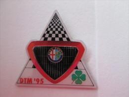Alfa Romeo Pin Ansteckknopf DTM 1995 - Alfa Romeo