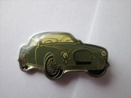 Aston Martin Pin Ansteckknopf Fahrzeug Grau - Pin's & Anstecknadeln