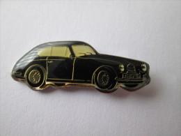 Aston Martin Pin Ansteckknopf Fahrzeug Schwarz - Pin's & Anstecknadeln