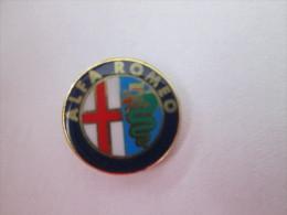 Alfa Romeo Anstecknadel Emailliert - Alfa Romeo