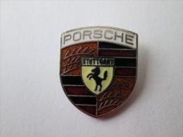 Porsche Logo Pin Ansteckknopf Emailliert - Porsche