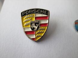 Porsche Logo Anstecknadel Gestanzt - Porsche