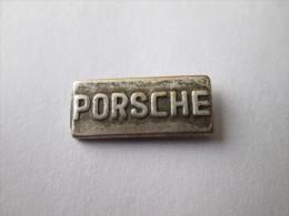 Porsche Anstecknadel Silberfarben - Porsche
